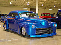 47 Coupe - Custom work at it's best!
